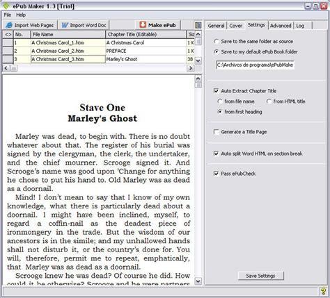 epub format compatibility epub maker download