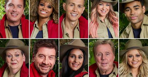 celebrity jungle cast 2018 i m a celebrity 2018 line up confirmed contestants