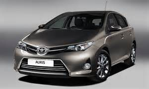 Toyota Electric Car Price Uk Toyota Auris Price And Specification Toyota