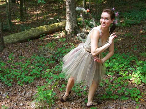 woodland fairy costume sewing projects burdastylecom