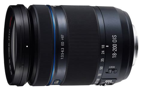 Samsung 18 200mm F 3 5 6 3 Ed Ois samsung nx 18 200mm f 3 5 6 3 ed ois caratteristiche e