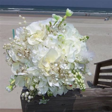 Wedding Bouquet Hydrangea And by White Hydrangea Wedding Bouquet White Orchid And