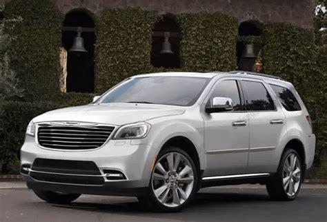 2020 Chrysler Aspen by 2020 Chrysler Aspen Suv Rumors Hybrid Redesign Release