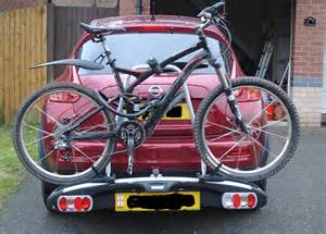 Nissan Juke Bike Rack Awd With Towbar And Bike Carrier Nissan Juke Forum
