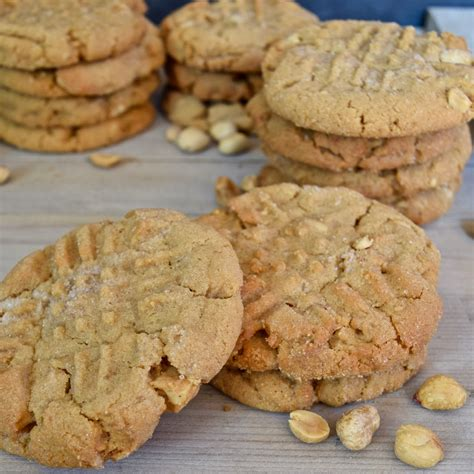 best peanut butter my best peanut butter cookies