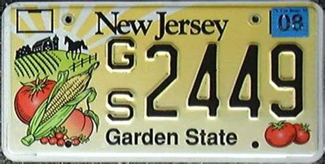 State Garden New by New Jersey The Garden State