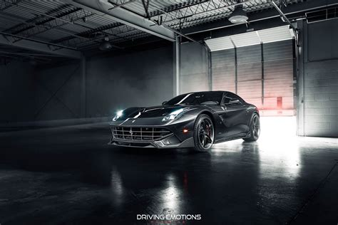 drake ferrari hre wheels drake s ferrari f12 berlinetta with hre s207