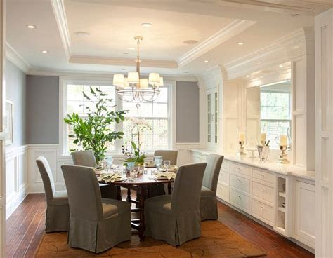 benjamin solitude 80 best images about tray ceiling dining room on