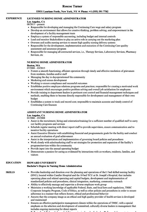 sle nursing resume objectives pa nursing home administrator license ftempo