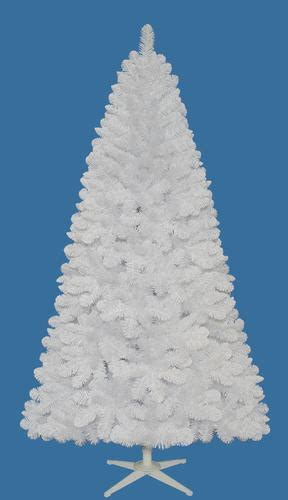 enchanted forest 7 white andover artificial christmas tree