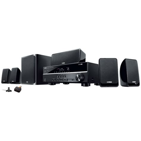 Lifier Home Theater Yamaha yamaha yht2910bt 5 1ch home theatre system appliances