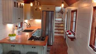Hgtv Floor Plans Gorgeous Luxury Tiny House With A Full Kitchen