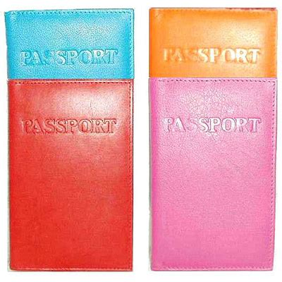 8 Passport Covers by 8 Passport Covers Fashion