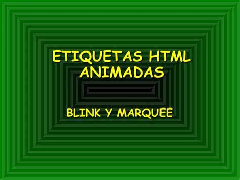imagenes que cambian automaticamente html etiquetas html animadas