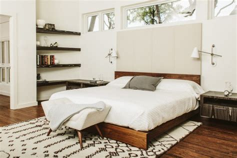 midcentury modern bed 15 chic mid century modern bedroom designs to throw you back in time
