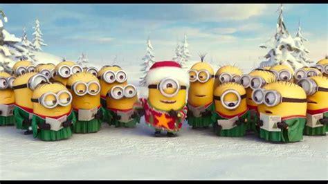 postales con los minions para navidad y prspero ao nuevo 2016 161 feliz navidad de parte de los minions y cinesa youtube