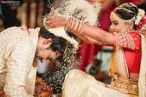 Varun Sandesh and Vithika Wedding Photos   Lovely Telugu