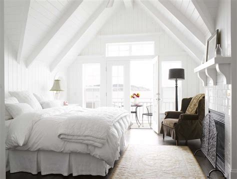 Vaulted Ceiling Bedroom | bedroom with vaulted ceiling transitional bedroom