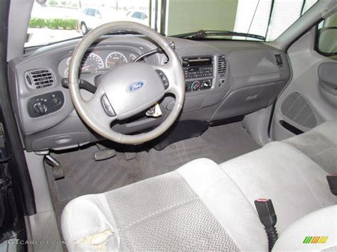 2003 Ford F150 Interior by Medium Graphite Grey Interior 2003 Ford F150 Xlt Supercab