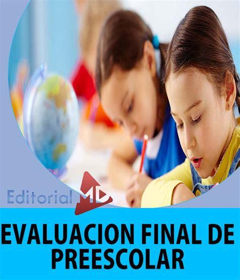 ejemplo de reporte de evaluacion de preescolar por cos descarga el reporte de evaluacion final preescolar por