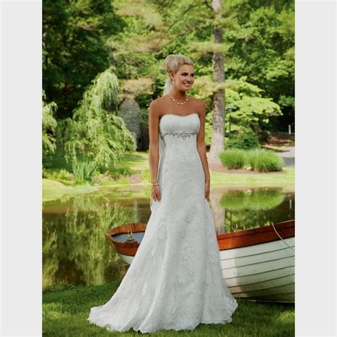 outdoor simple wedding dresses naf dresses