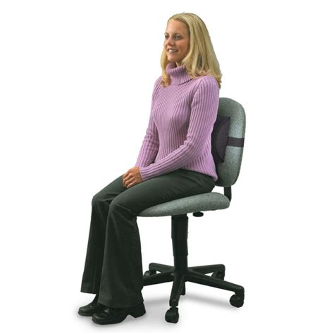 back cusion the original mckenzie slimline lumbar support optp