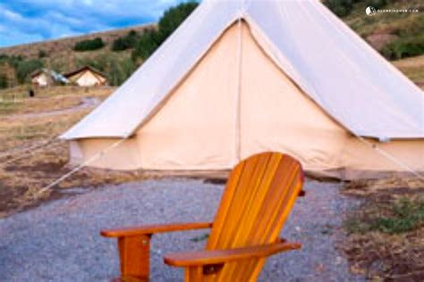 Garden City Tent Bell Tents For Cing On Lake Utah