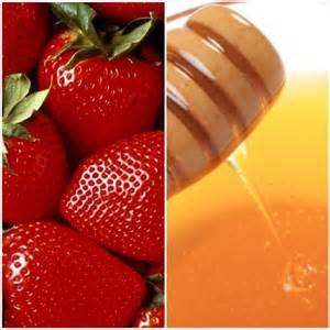 diy strawberry mask diy strawberry honey acne mask banter