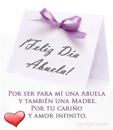 imagenes de amor para mi abuelita mensajes de felicitaci 243 n para mi abuela y abuelo