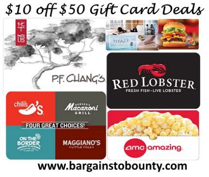 Pf Changs Gift Card Promotion - pf changs gift card promo lamoureph blog