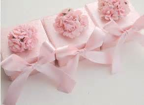 Pink Favors wedding favors ring jewelry box baby shower favors pink by