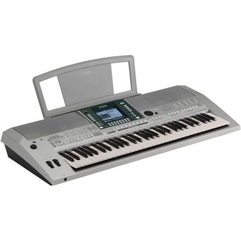 Lcd Keyboard Yamaha Psr S710 disc yamaha psr s710 keyboard at gear4music