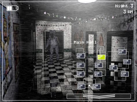 Pizzeria Floor Plan by Five Nights At Freddy S 2 Jogos Download Techtudo