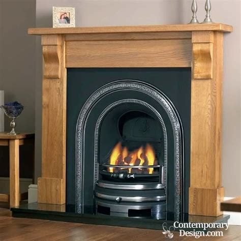 Vintage Fireplace by Vintage Fireplace Styles