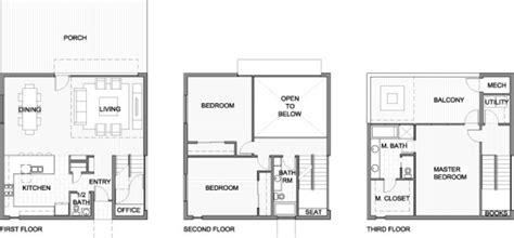 cube house plans cube house floor plan austin by reach architects