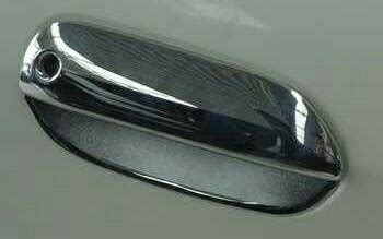 Paket Outer Handle Honda Freed jual harga paket cover outer handle all new jazz chrome pinassotte