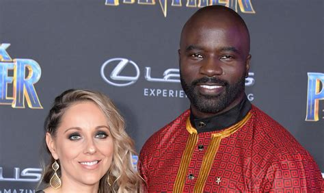mike colter wife luke cage s mike colter wife iva expecting second child