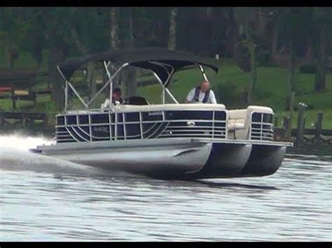 fastest pontoon boat fastest pontoon boat youtube