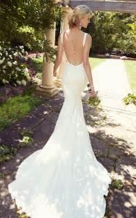 backless wedding dress 12 beautiful backless wedding dresses gowns