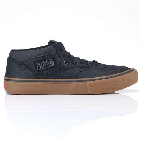 Harga Vans Half Cab Original sp vans half cab pro xtuff shoes black gum skate ebay