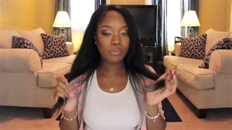 clip in hairstyles for black women 18 inch clip in hair extensions for black women youtube