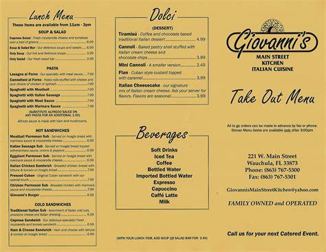 S Kitchen Cayman Menu by Take Out Menu