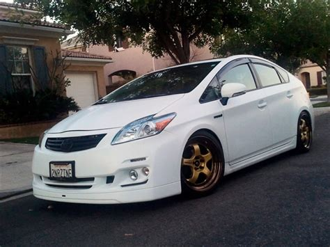 stanced toyota stanced toyota prius pics cars one