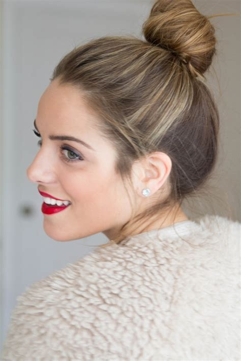 classic hairstyles buns anyone else sick tired of girls with hair buns