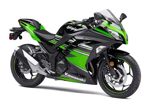 Kawasaki 300 Abs by 2017 Kawasaki 300 Abs Krt Review