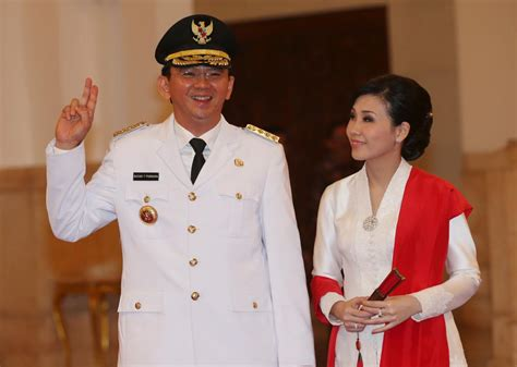ahok indonesia news indonesia reaches racial milestone with chinese governor