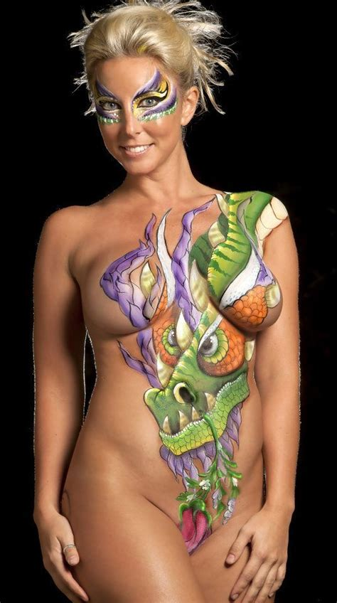 Best Images About Body Paint On Pinterest Sexy Models And Full Body