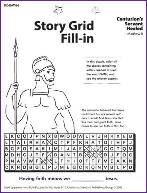 coloring page jesus heals centurion s servant 52 best jesus heals centurion s servant images on