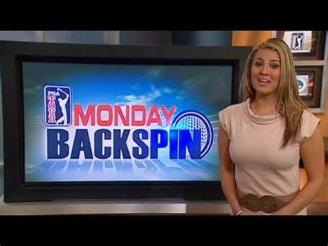 Monday Backspin: AT&T Pebble Beach Nat'l Pro Am 2012   YouTube