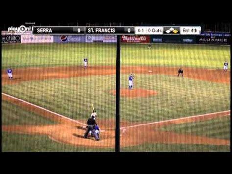 cif central coast section 2013 cif central coast section division i baseball final